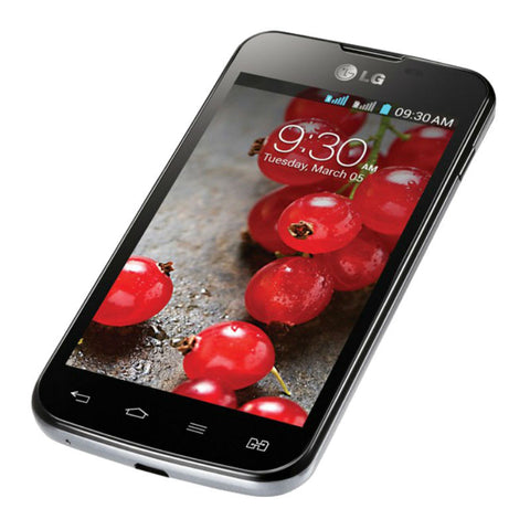 LG Optimus L7 II Dual 4GB 3G Black (P715) Unlocked