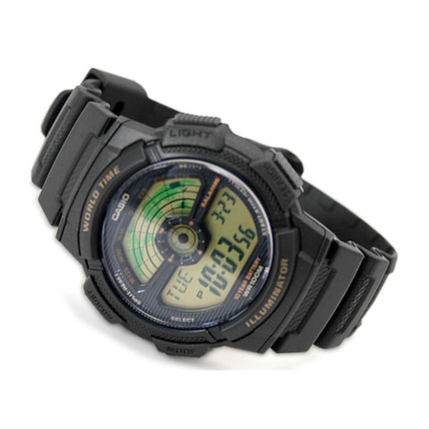 Casio Youth Digital AE-1100W-1B Watch (New with Tags)