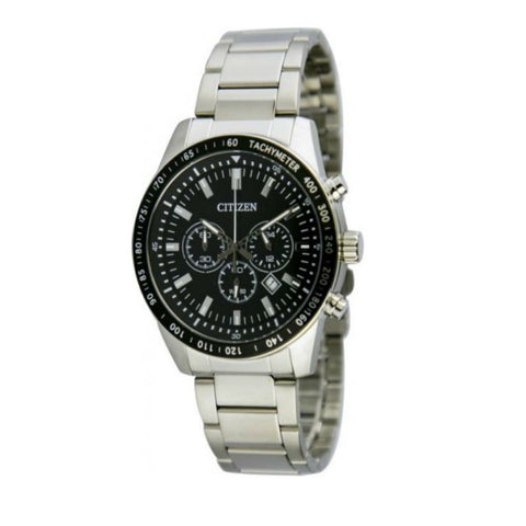 Citizen Chronograph Tachymeter AN8070-53E Watch (New with Tags)