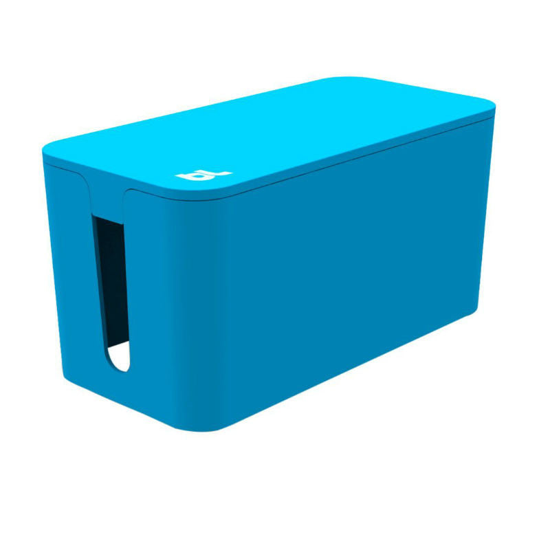 BlueLounge Cable Box Mini CBM-BLU (Blue)