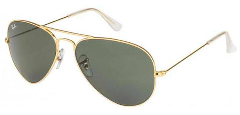 Ray-Ban RB3025 Aviator 004/51 (Size 58) Sunglasses