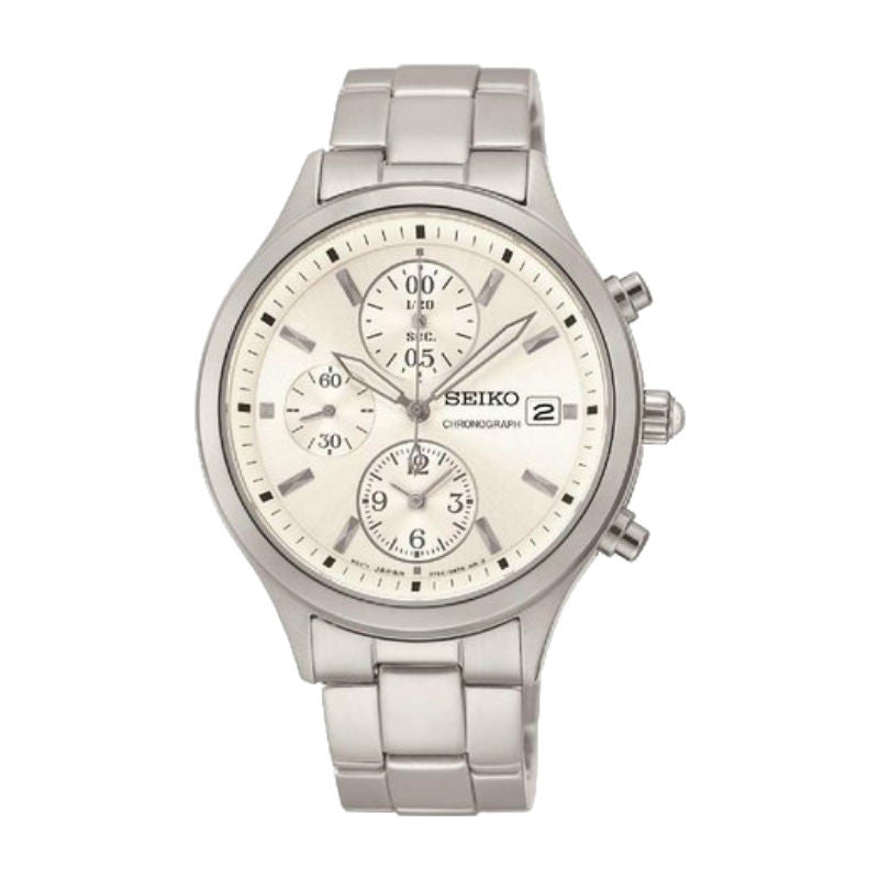 Seiko Conceptual Chronograph SNDX11 Watch (New with Tags)