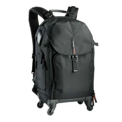 Vanguard The Heralder 51T Rolling Backpack (Black)