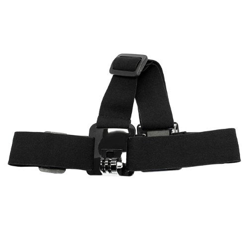 Maximal Power CA GP Helmet Strap for GoPro (Black)