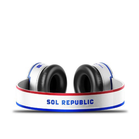 SOL Republic USA Anthem 1291-US Tracks HD On-Ear Headphones