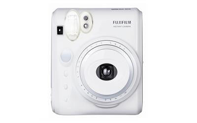 Fuji Film Instax Mini 50S Piano White Instant Camera