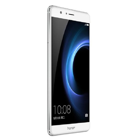 Huawei Honor V8 32GB 4G LTE Silver (KNT-AL10) Unlocked (CN Version)