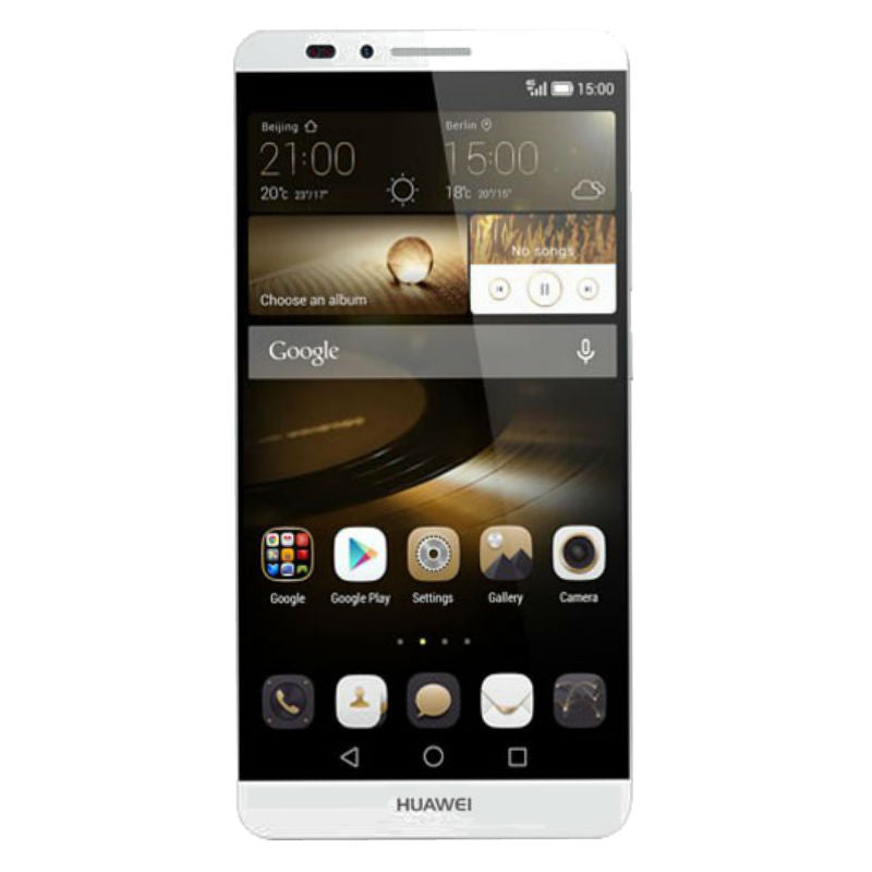 Huawei Ascend Mate7 16GB 4G LTE Silver (MT7-L09) Unlocked