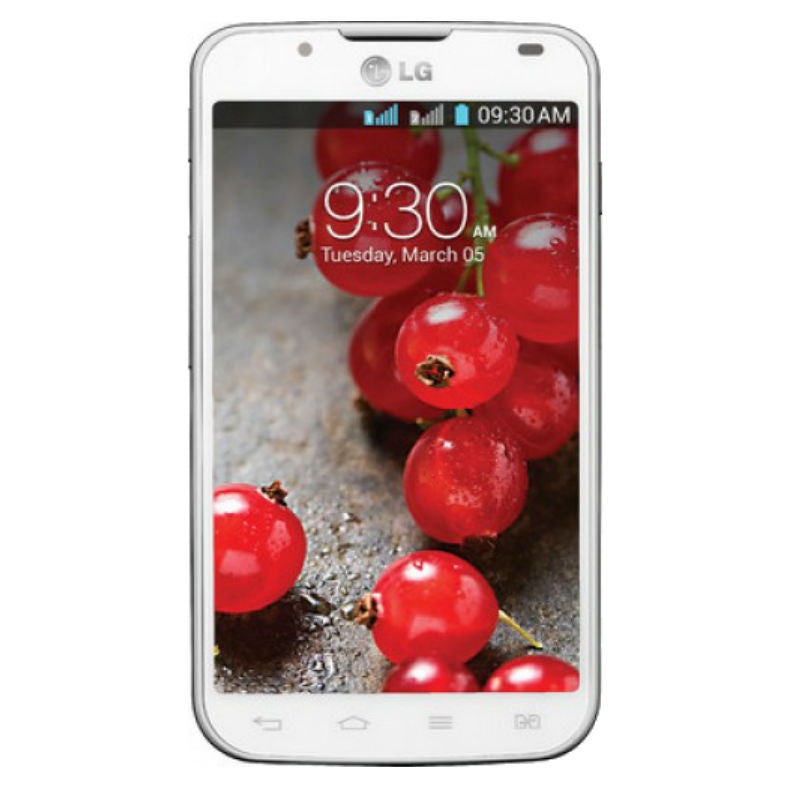 LG Optimus L7 II Dual 4GB 3G White (P715) Unlocked