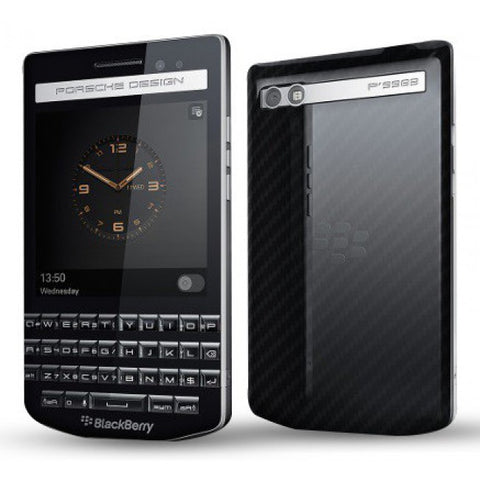 BlackBerry Porsche Design P9983 4G LTE Black Unlocked