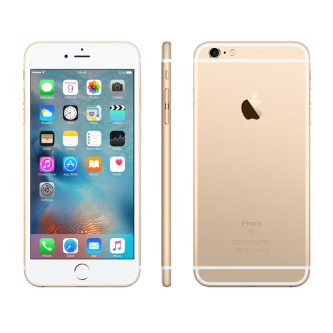 Apple iPhone 6 Plus 16GB 4G LTE Gold Unlocked