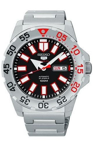 Seiko 5 Sports Automatic SRP485 Watch (New with Tags)