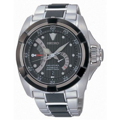 Seiko Velatura Quartz SRH005 Watch (New with Tags)