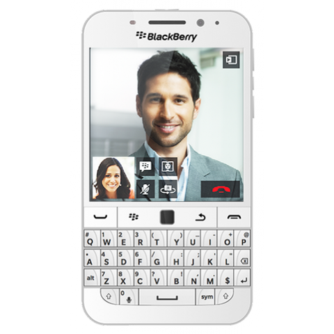 Blackberry Classic Q20 16GB 4G White Unlocked