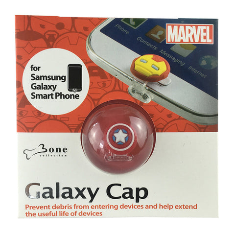 Bone Collection Captain America Galaxy Cap PL15201-AME