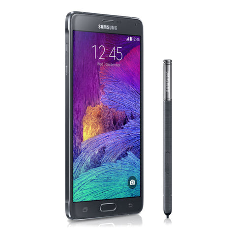 Samsung Galaxy Note 4 32GB 4G LTE Charcoal Black (SM-N910C) Unlocked