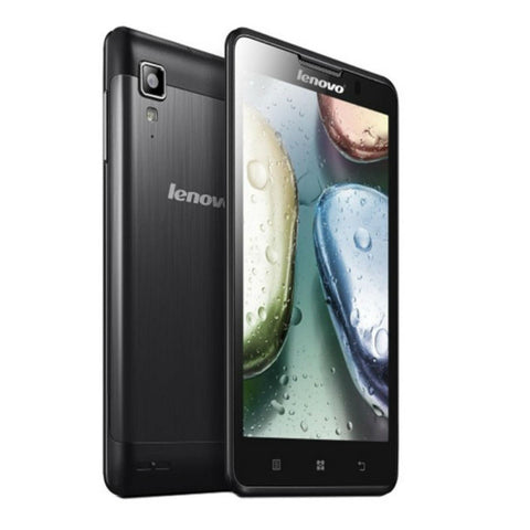 Lenovo P780 Dual 4GB 3G Black Unlocked