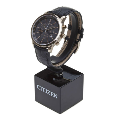 Citizen Eco-Drive Chronograph AT0496-07E Watch (New with Tags)