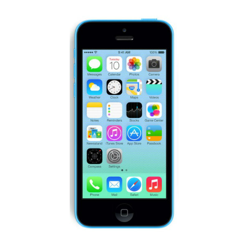 Apple iPhone 5c 8GB 4G LTE Blue Unlocked