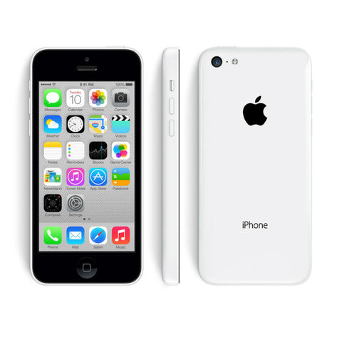 Apple iPhone 5c 8GB 4G LTE White Unlocked
