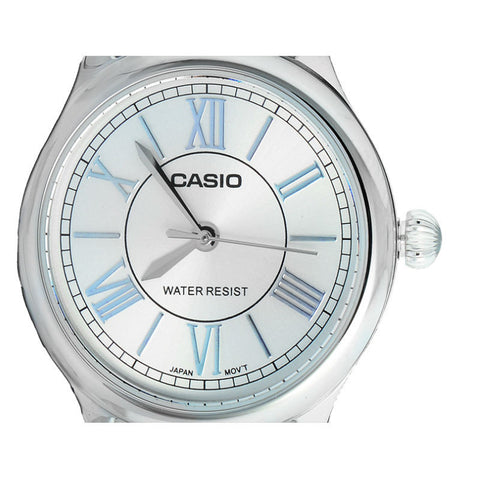 Casio Standard LTP-E113L-2A Watch (New with Tags)