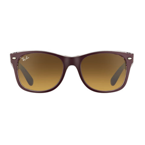 Ray-Ban RB2132 New Wayfarer (605485) (Size 55) Sunglasses