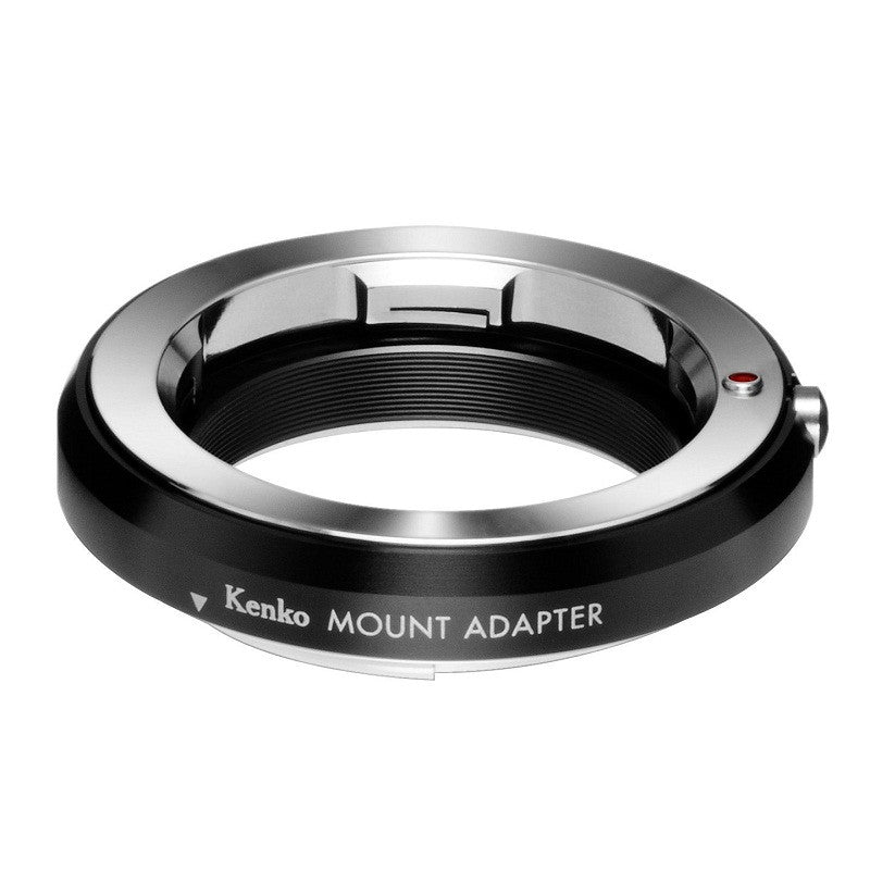 Kenko Mount Adapter for Leica M Lens to Canon EOSM Mount Camera