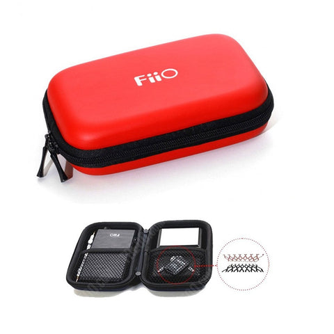 FiiO HS7 Carry case for X5II (Red)