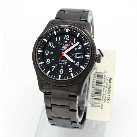 Seiko 5 Sports Automatic SNZG17 Watch (New with Tags)