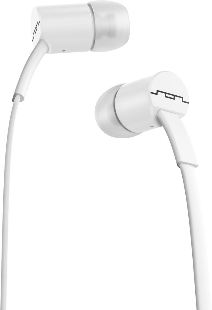 SOL Republic Jax 1112-32 In-Ear Headphones (Paper White)