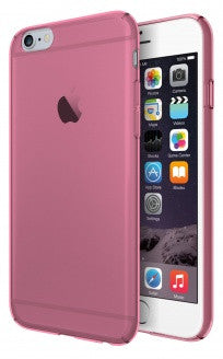 Odoyo Clear Edge For iPhone 6S Crystal Pink