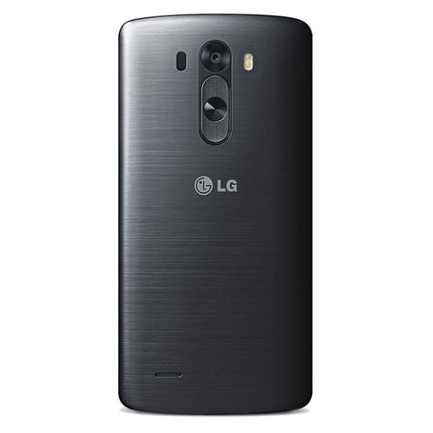 LG G3 Dual 32GB 4G LTE Metallic Black (D858) Unlocked