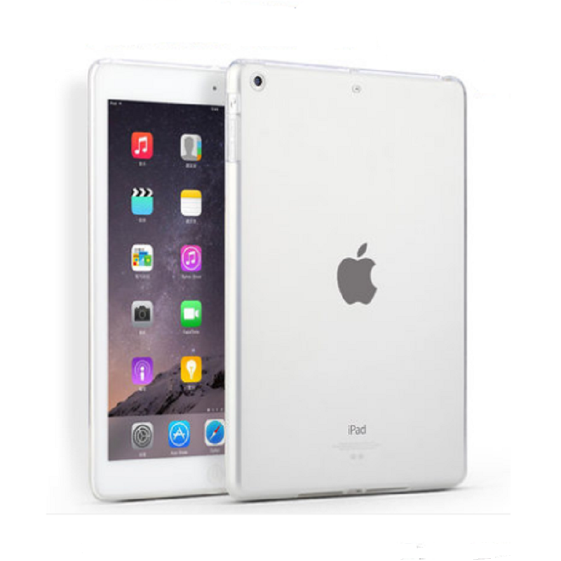 Thin Protective Sleeve Shell for Apple iPad Air (White)