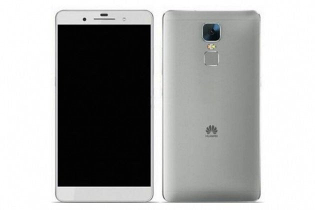 Huawei Mate 8 32GB 4G LTE Silver Unlocked