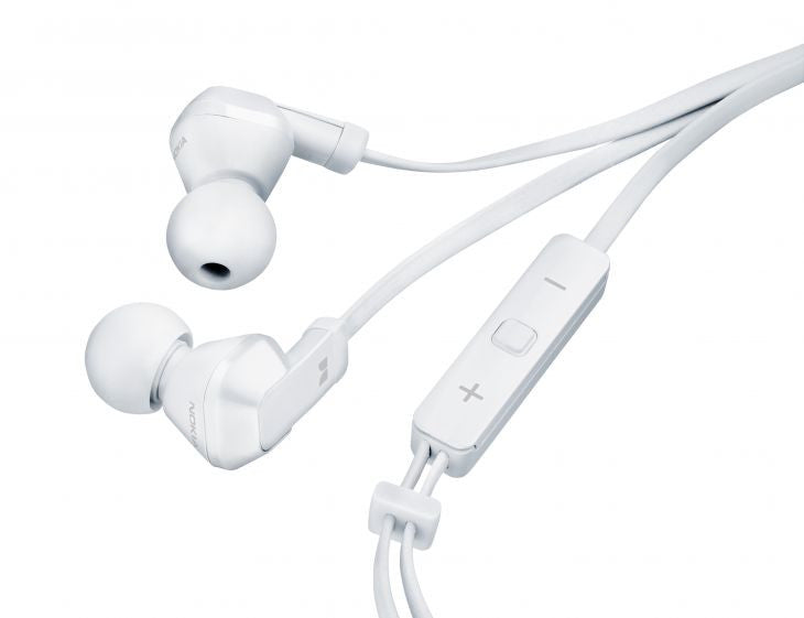 Nokia X Monster Headset White