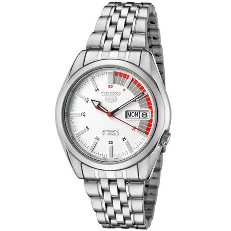 Seiko Automatic Featured Speed Racer SNK369 Watch (New with Tags)