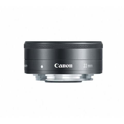 Canon EF-M 22mm f2.0 STM Lens (White Box)