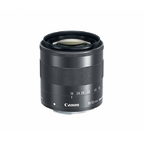 Canon EF-M 18-55mm f3.5-5.6 IS STM Lens (White Box)