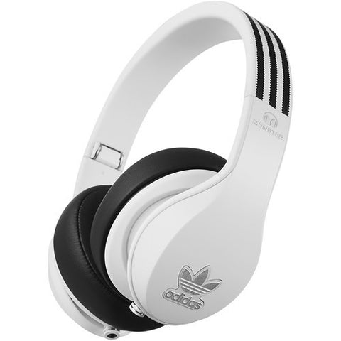 Adidas Originals White Over Ear Headphone 704406 (White)