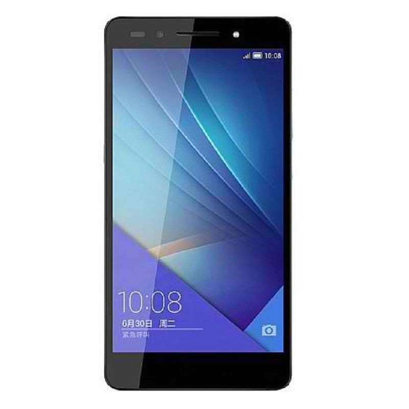 Huawei Honor 7 Dual 16GB 4G LTE Silver Unlocked (CN Version)