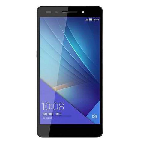 Huawei Honor 7 with Startup Logo Dual 16GB 4G LTE Grey Unlocked (CN Version)