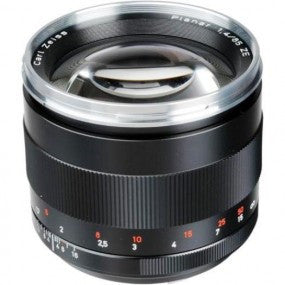 Carl Zeiss ZE 1.4/85mm for Canon Black Macro Lens