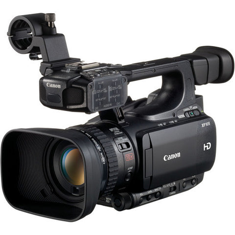 Canon XF105 HD (PAL) Video Cameras and Camcorders