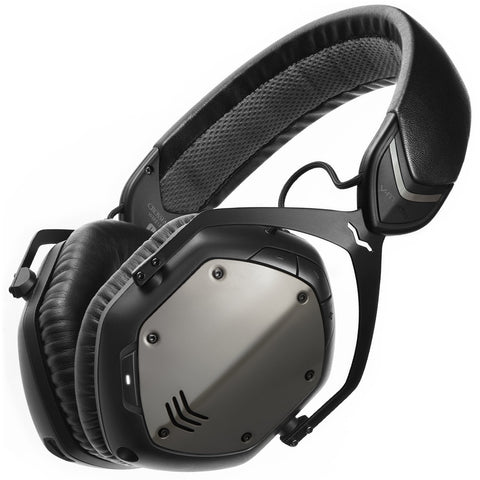 V-Moda Crossfade Wireless Over-Ear Headphone GunBlack