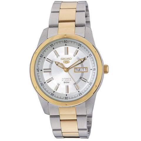 Seiko 5 Analog SNKN16 Watch (New with Tags)