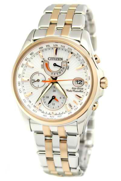 Citizen Eco-Drive FC0015-51A Watch (New with Tags)