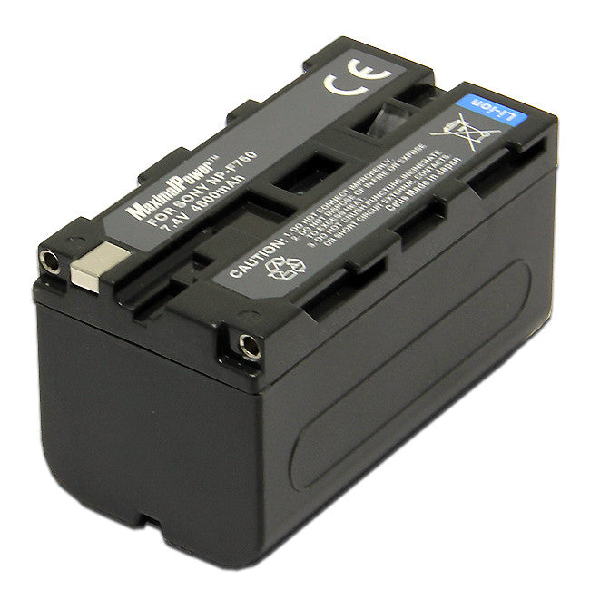 Maximal Power NP-F750/730/770 Generic Battery