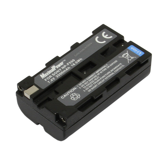 Maximal Power NP-F550/330/570 Generic Battery