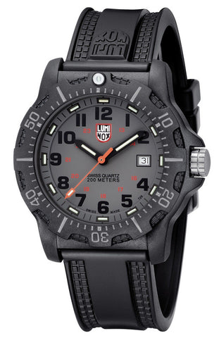 Luminox Black OPS Carbon Analog 8802 Watch (New With Tags)