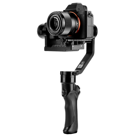 Big Balance 3-Axis Handheld Gimbal GN3 Plus for Mirrorless Camera with Arca-Swiss Quick Release Plate w/ Safety Lock